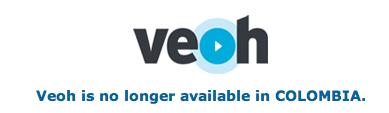 Veoh limita sus servicios en colombia y paises de latinoamerica 2