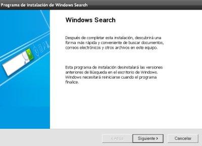Mejorar la velocidad de Busqueda en Windows