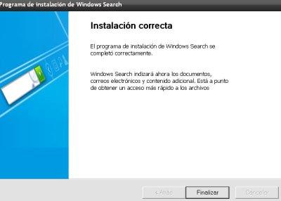 buscador de windows xp vista y 2003