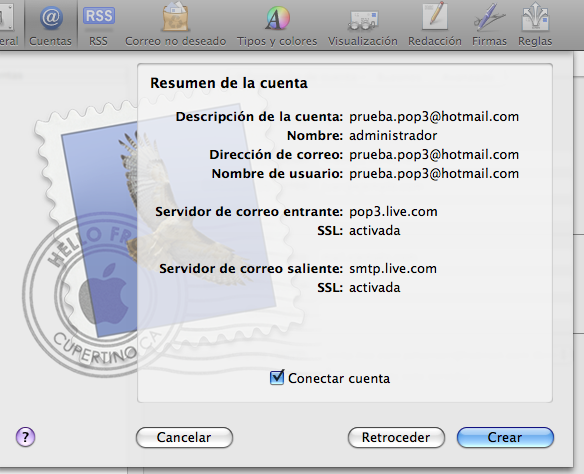 hotmail con mail:
