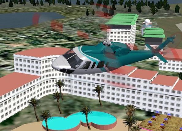 programa simulador de vuelo gratis para leopard vista y