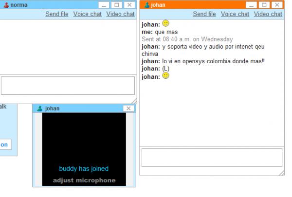 chatear_por_internet_usando_messeger_skype