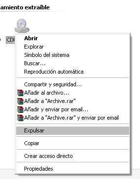 como_exolusar_unidad_virtual