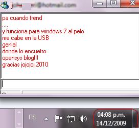 messeger_para_USB_o_pendriver_portable_funcione