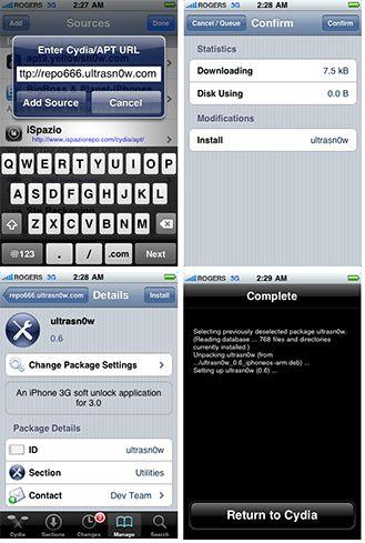 DESCARGAR CYDIA PARA IPHONE 3G 4.2 1 GRATIS