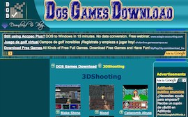 10 Paginas Para Descargar Y Encontrar Juegos Clasicos De D O S