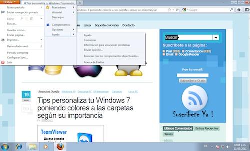 Descargar Firefox 3 gratis - última versión