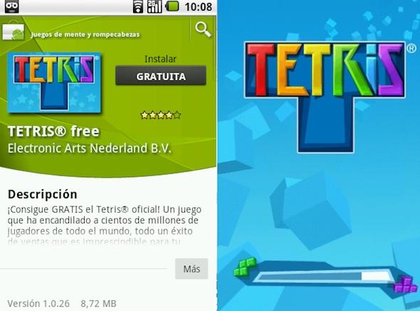 Descargar Tetris Gratis Para Android El Clasico Juego De Las Fichas