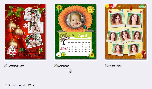 programa espanol crear collage: