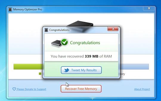 Mejorar Y Optimizar Memoria Ram En Windows 8 7 Xp