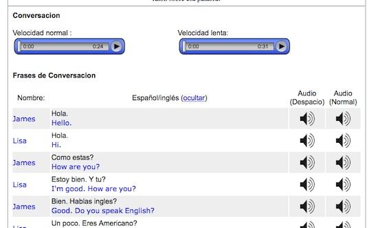 descargar curso de ingles en audio mp3 gratis