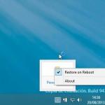 Congelar Windows y hacer que se borren archivos y configuraciones al reiniciar el equipo