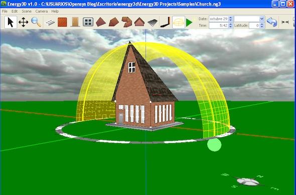 Programa gratis para crear y construir casas muros y for Programa para disenar casas facil