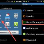 Guía rápida como configurar y usar el Android Device Manager o el Administrador de dispositivo