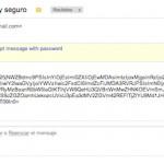 Enviar emails encriptados imposibles de rastrear y de espiar.